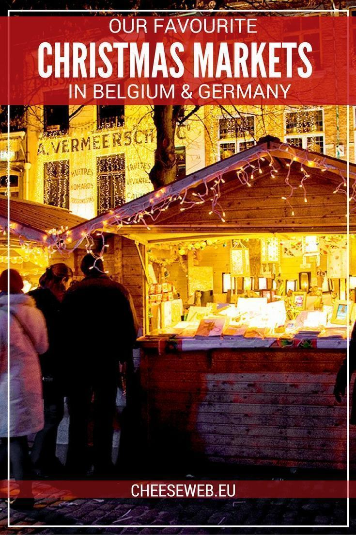 We share our top Christmas Markets in Belgium and Germany. As November draws to a close, around Belgium, the Christmas markets are filling their stalls with gifts, ornaments, tasty treats and spicy glühwein.