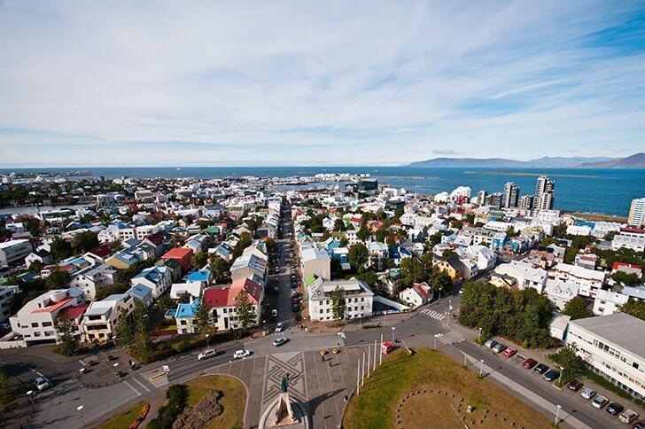Layover Reykjavik Iceland