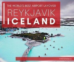We share why Reykjavik, Iceland's Keflavik Airport has the world's best airport layover and share the top things to do in Reykjavik including the Blue Lagoon Geothermal Spa.