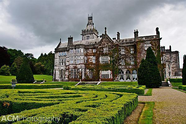 Adare Manor Hotel, County Limerick, Ireland
