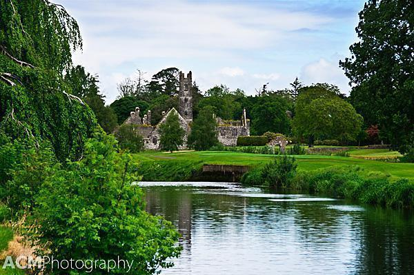 The Franciscan Friary on the Adare golf course