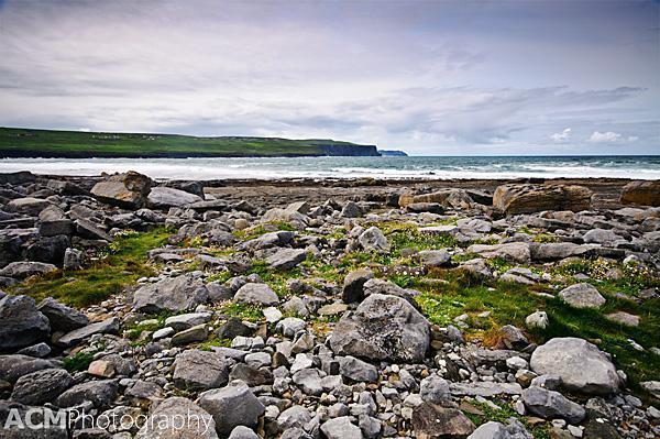 The Cliffs of Mohre, County Clare, Ireland