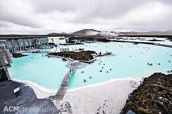Bird's Eye View of the Blue Lagoon