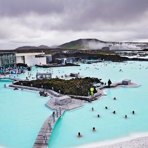 The Blue Lagoon Geo-Thermal Spa, Iceland