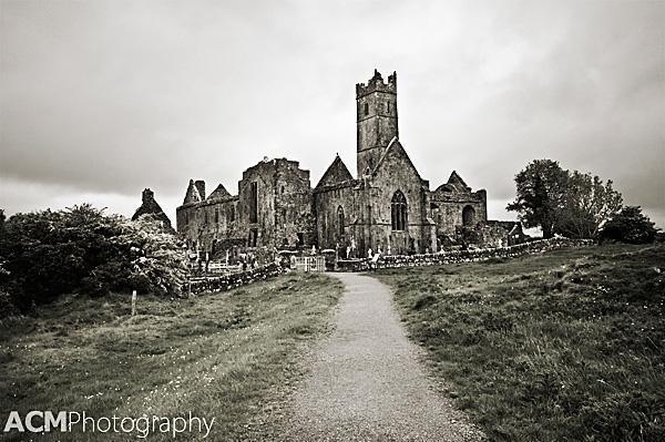 Quin Abbey, County Clare, Ireland