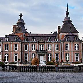The Château de Modave, Belgium