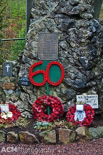 The Canadian Memorial of Tigelot