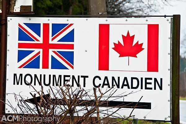The Canadian Flag caught our eyes