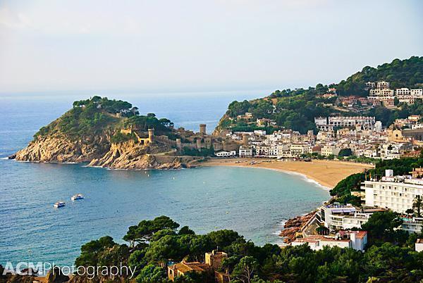 Tossa de Mar on Spain's Costa Brava