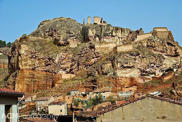 Medieval Walls of Daroca, Spain