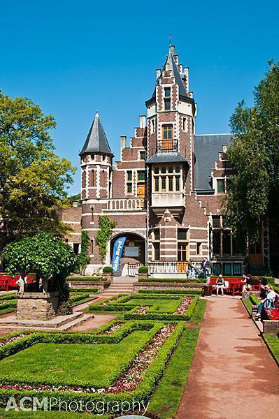 Antwerp Zoo's Gardens