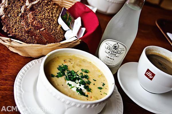 Irish Seafood Chowder