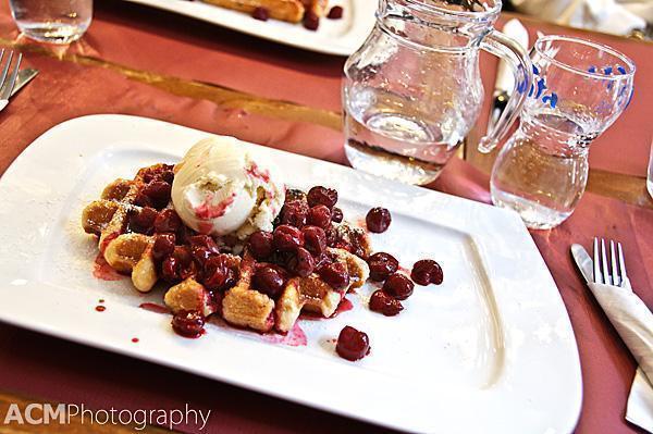 Belgian Liege Waffle from Dandoy