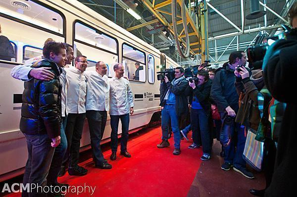 Chefs of the Tram Experience