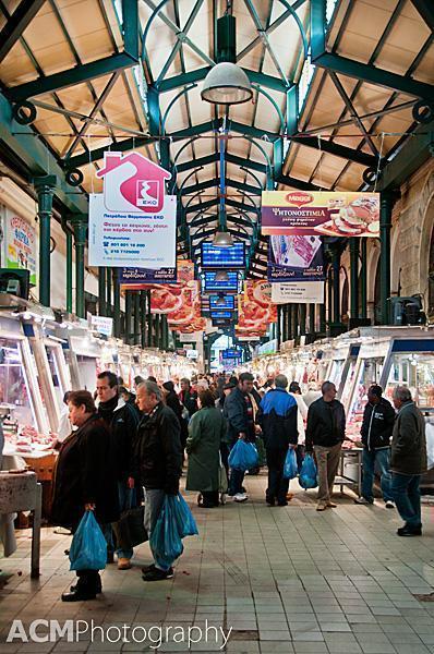 Athens Central Market