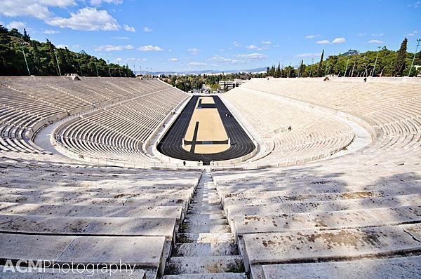 Athens Panathinaiko Stadium