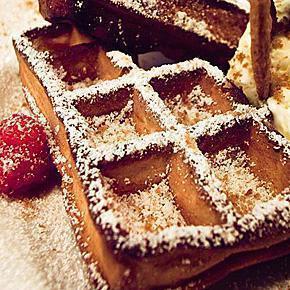 Brussels Waffle