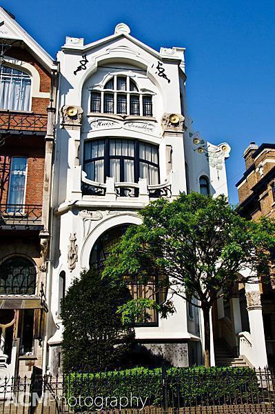 Antwerp's Zurenborg Art Nouveau