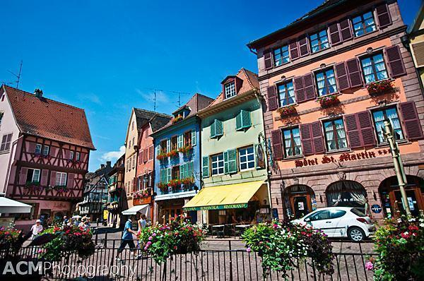 Colmar's pretty Old Town is filled with shops to explore