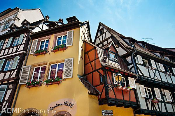 The tiniest house in Colmar