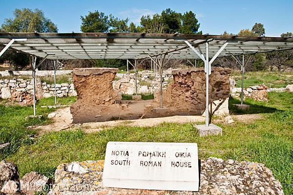 Archaeological preservation at the Agora