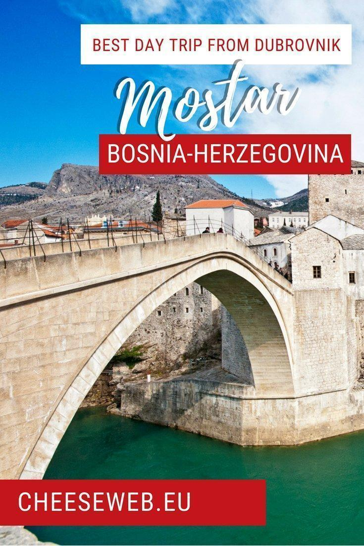 Looking for the best day trip from Dubrovnik, Croatia? Why not take a trip to Mostar, a UNESCO-listed city inBosnia-Herzegovina. We share the details of how to follow our Dubrovnik to Mostar day trip, including plenty of delicious Bosnian food.