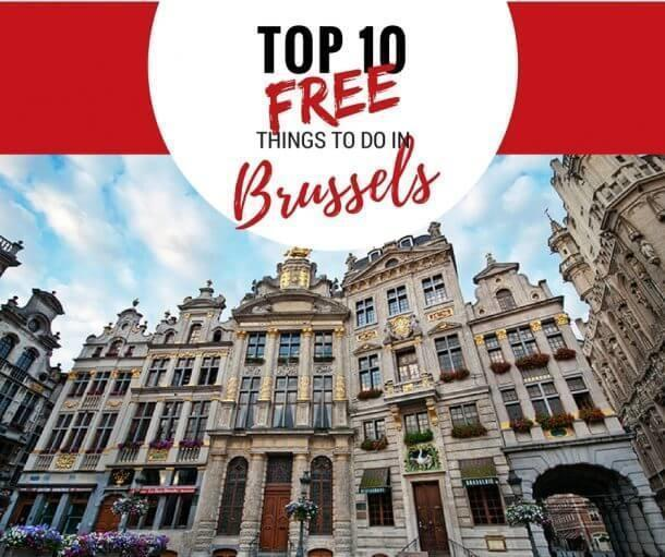 Brussels free things to do