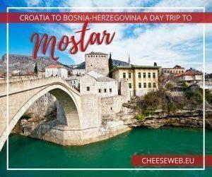 Looking for the best day trip from Dubrovnik, Croatia? Why not take a trip to Mostar, a UNESCO-listed city in Bosnia-Herzegovina. We share the details of how to follow our Dubrovnik to Mostar day trip, including plenty of delicious Bosnian food.