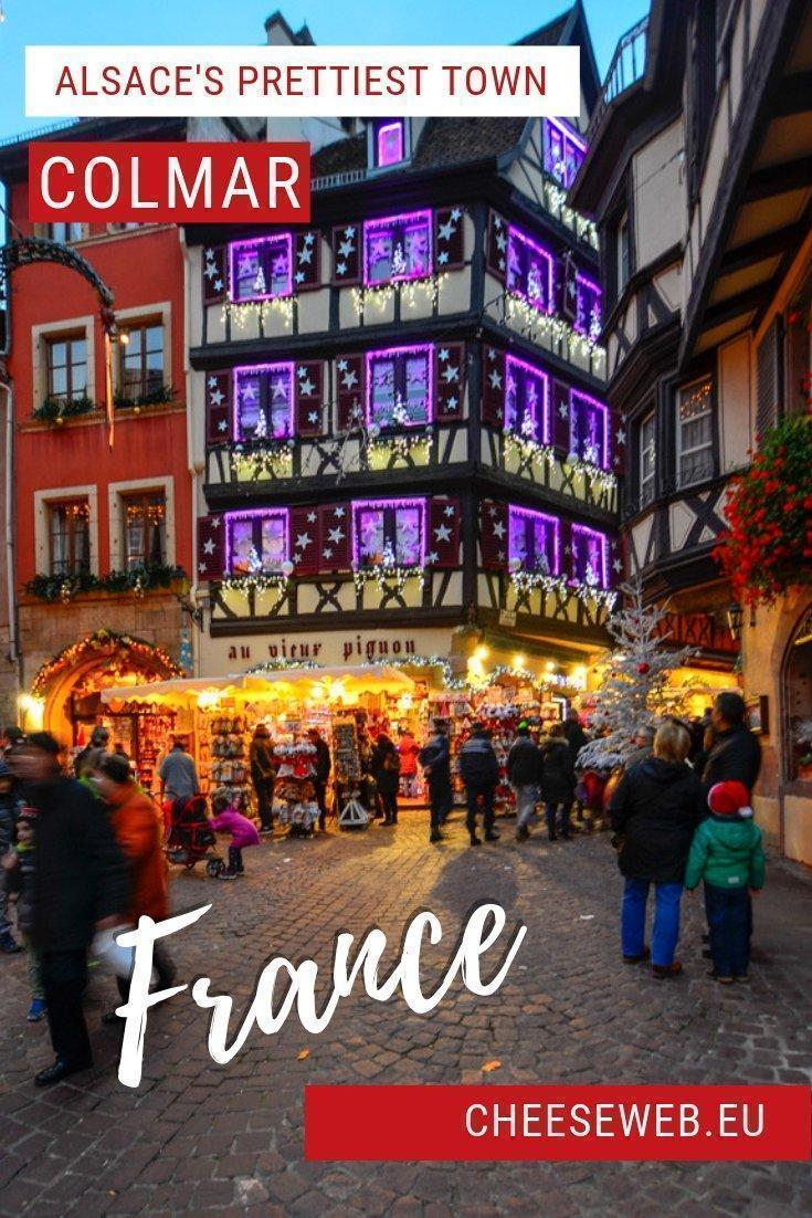 Colmar is, quite possibly, the prettiest town in Alsace, France. We share our top things to do in Colmar and why it makes a great weekend getaway from Belgium or a day-trip from Paris.