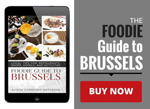 Foodie Guide to Brussels