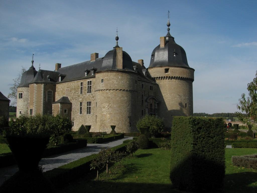 Chateau Lavaux-Sainte-Anne