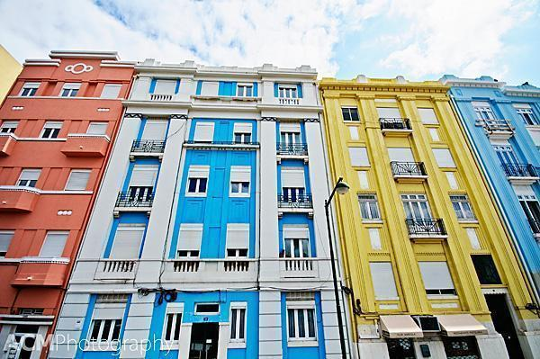Colourful Art Deco in Lisbon