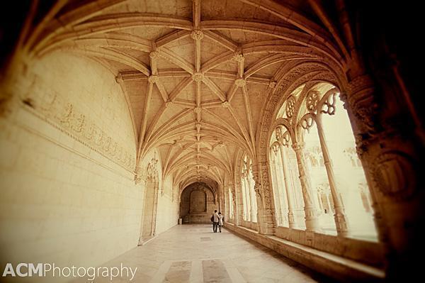 The fairytale cloister