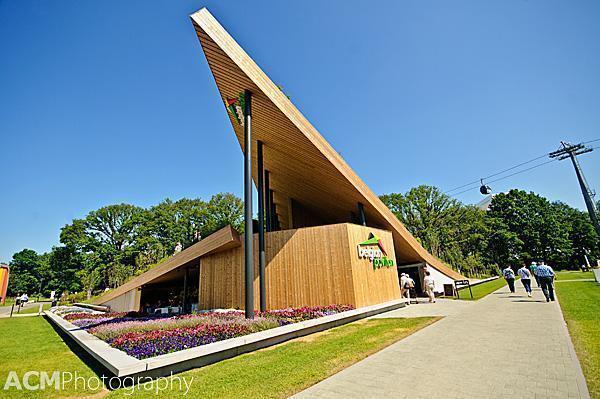 Belgium Pavilion at Floriade 2012