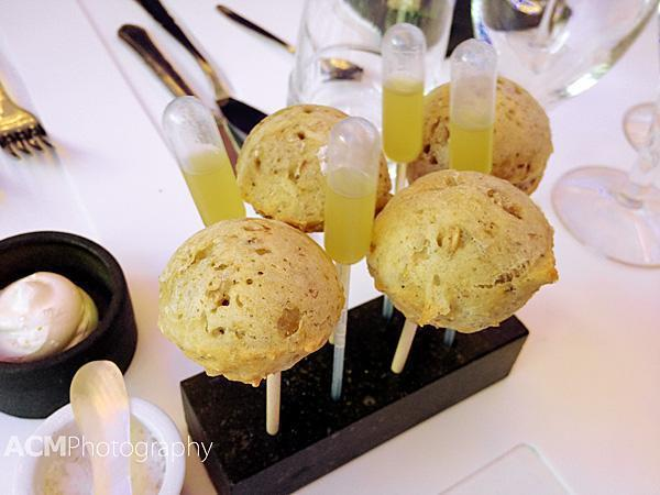 Bread on a stick