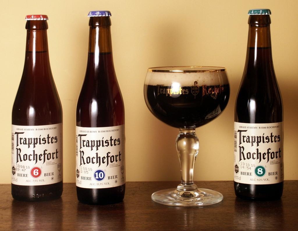 Rochefort Beer