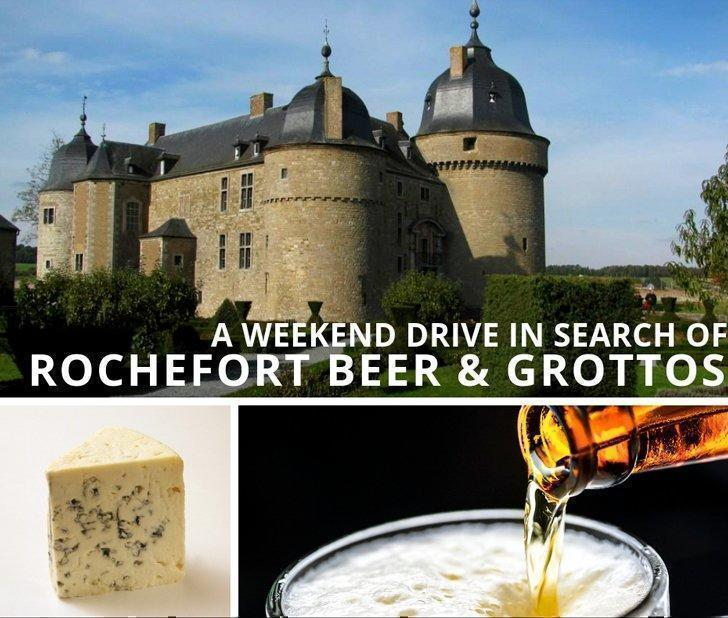 Don't confuse Roquefort and Rochefort! We share why Rochefort, Belgium with its Trappist Brewery is worth a day-trip from Brussels.