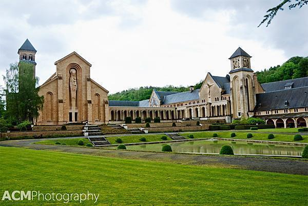 Orval Trappist Abbey Belgium