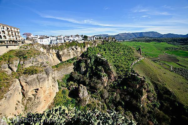 Ronda, Spain in Andalusia