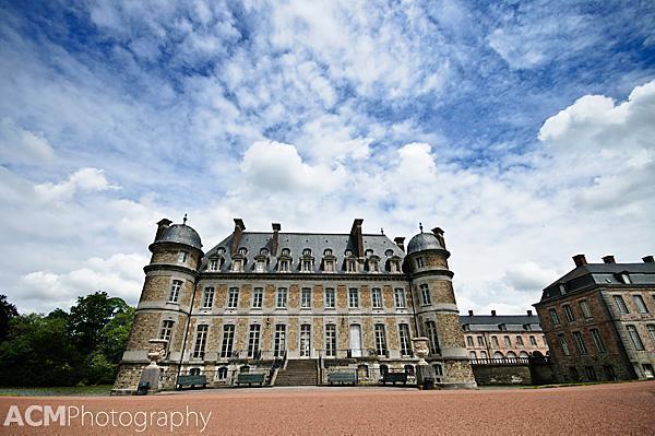 The Chateau de Beloeil