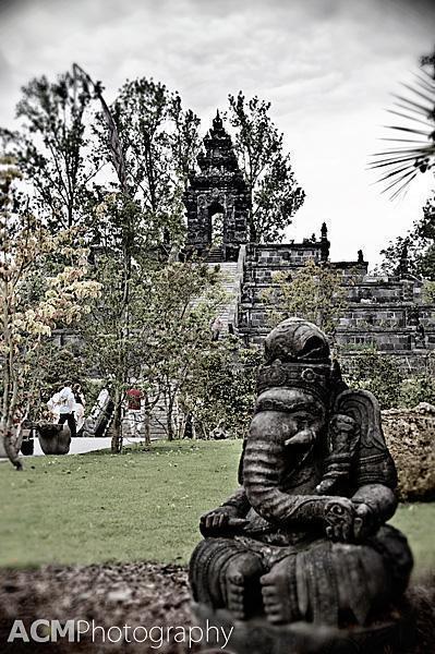 The gateway to Ganesha