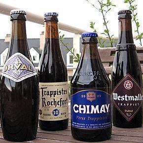 Trappist Beer in Belgum
