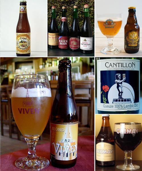 beer Belgium in a Glass   Exploring the Country through Belgian Beer