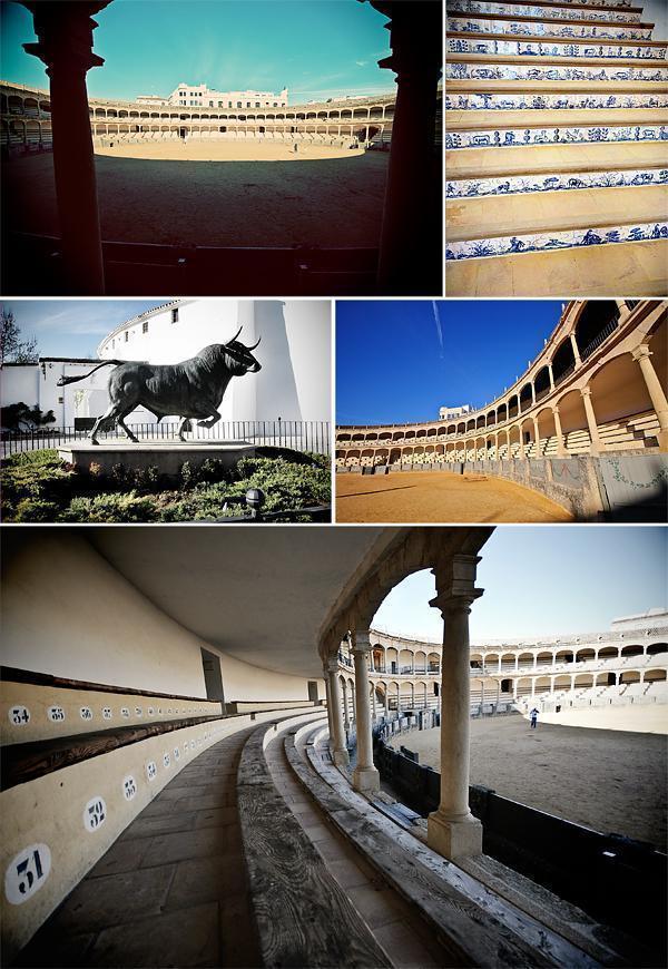 Ronda's Plaza del Toros or Bullring