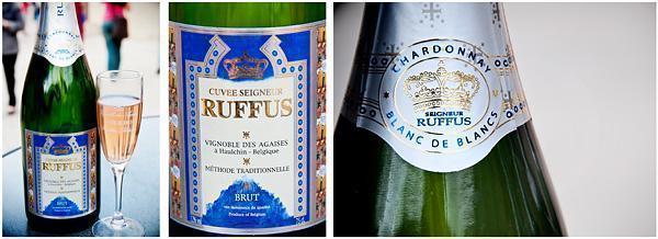 Domaine des Agaises Cuvee Ruffus - Belgian Sparkling Wine