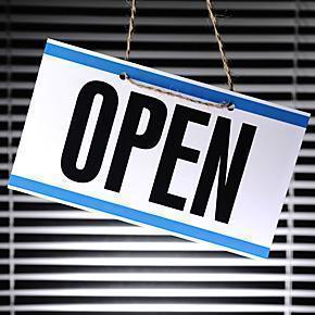 Open for business in Belgium