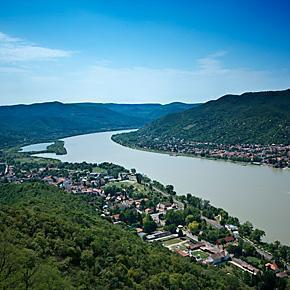 Hungary's beautiful Danube Bend