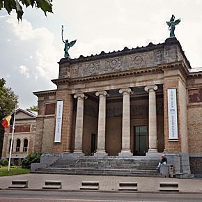 Ghent's Fine Art Museum - MSK