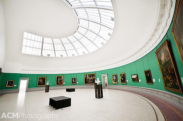 Inside Ghent's Museum of Fine Arts