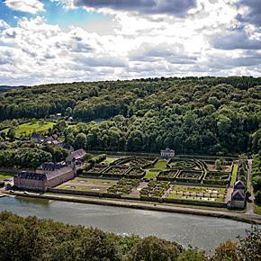 Freyr Castle, Wallonia, Belgium